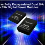 ISL8274M Dual 30A and ZL9024M 33A Modules