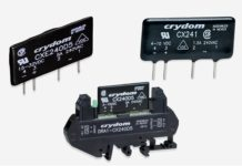 Sensaa CX Series SIP Solid State Relay - TTI_PR PIC_Jan 18