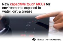 capacitive-sensing MCUs