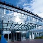 Basler's headquarters in Ahrensburg, Germany