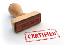 certification for Samsung's 8LPP process