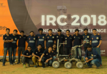 Mars-Rover-Manipal