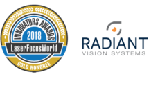 Laser Focus World 2018 Innovators Awards