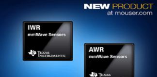 Millimetre-wave-Sensor