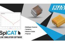 AVX326 SpiCAT Capacitor Simulation Software PR