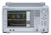 5G NR testing software Signal analyzer