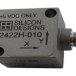 Low Voltage Specialty Hermetic Accelerometer