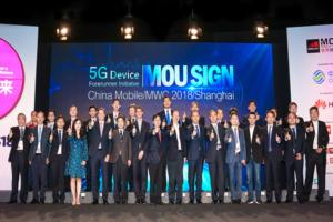 5G Device Forerunner Initiative