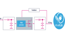high-voltage converters STMicroelectronics