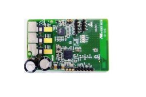 TIDA-01516 Single Microcontroller 18-V/600-W BLDC Motor Control Reference Design With Bluetooth® Low Energy 5.0 Board Image