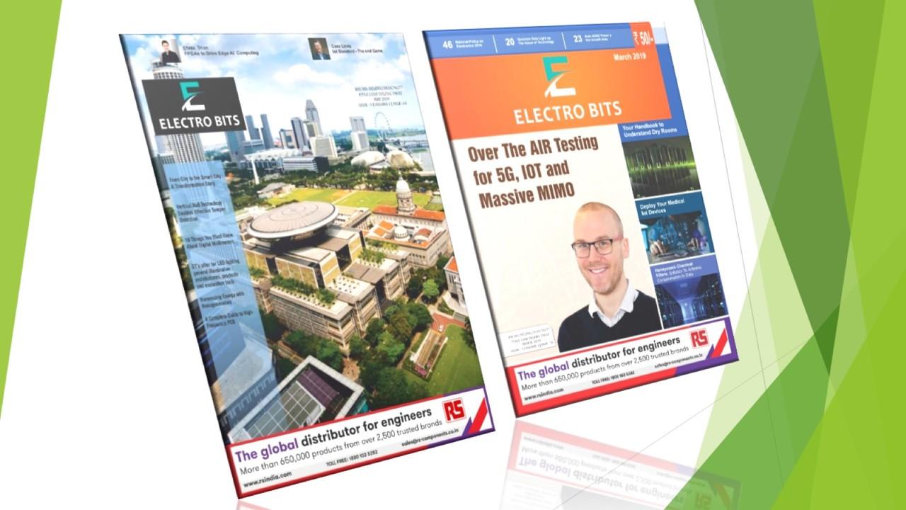 Latest Electronics Magazine in India | Electro Bits Magazine