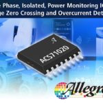fully integrated, monolithic power monitoring IC with reinforced isolation