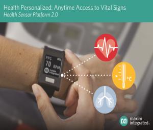Wearable Health Sensor Platform