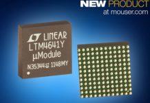 Linear Technology LTM46xx uModule Regulators