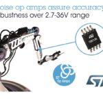 Precision op amp