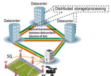 Optical transmission Datacenters