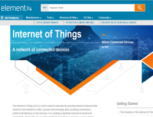 IoT technical articles