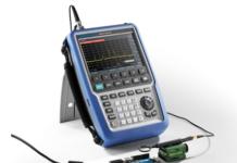 microwave spectrum analyzer