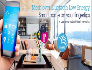 Bluetooth mesh solutions