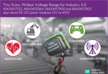 Widest Voltage Range and Smallest Footprint
