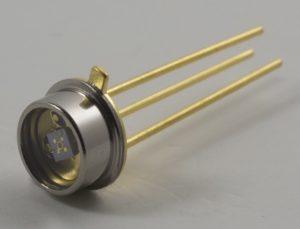 Broadband PIN Photodiodes