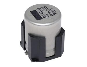 Conductive Polymer Hybrid Capacitor