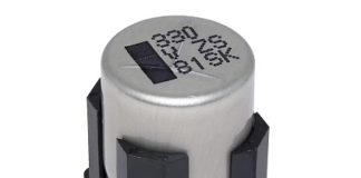 Conductive Polymer Hybrid Capacitor