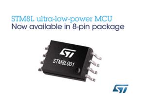 STM8L001 Microcontroller