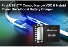 USB-C Combo Buck-Boost Battery Charger