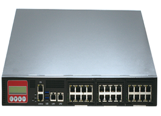 Rackmount Network Appliance