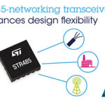 RS485-Networking Transceiver from STMicroelectronics