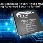 RX65N Microcontrollers