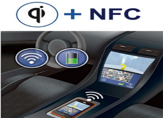 Wireless Charging with NFC