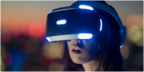 Virtual Reality begins to gain more space