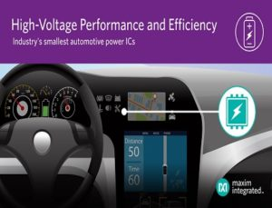 Automotive Power IC