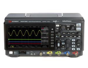 Keysight InfiniiVision 1000 X-Series Oscilloscopes