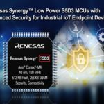 MCU for Industrial IoT Endpoint
