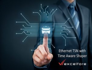 Ethernet TSN protocol