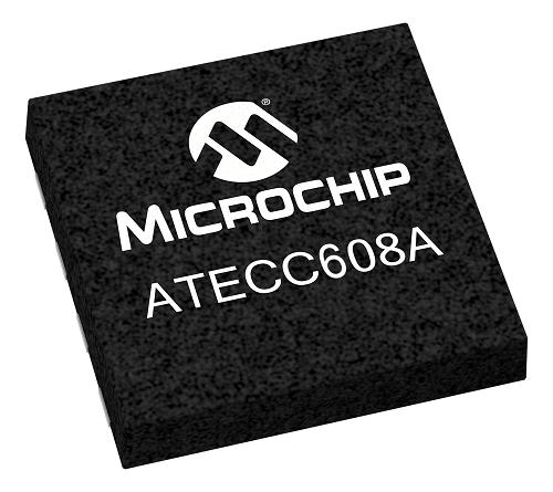 ATECC608A UDFN chip