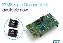 8-bit Microcontroller Discovery Kit
