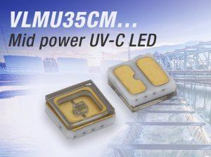 ultraviolet (UVC) emitting diode