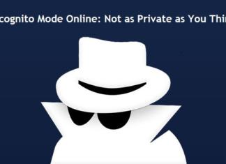 Incognito Mode Online