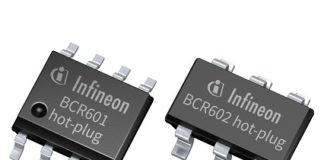 Linear LED controller IC
