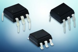 Optocouplers Feature Static dVdt of 1000 Vμs