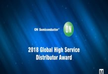 2018 Global High Service Distributor