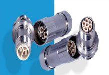 multi-pin high voltage connectors