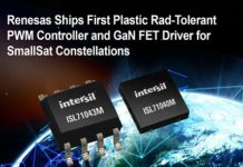 PWM Controller & GaN FET Driver for Satellite