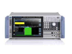 Spectrum Analyzers for 5GNR