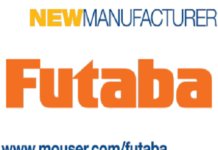 Mouser Electronics and Futaba