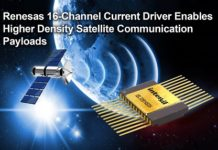 Current Driver for Satellite Applications